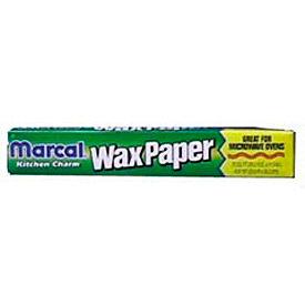 """Marcal MCD 5016 - Kitchen Charm® Wax Paper Roll, 11-15/16"""" x 75', 24 Rolls"""