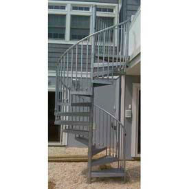 Mezzanines Platforms Amp Stairs Spiral Staircases