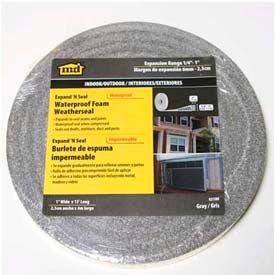 M-D Expand 'N Seal, 03100, Gray, 13'