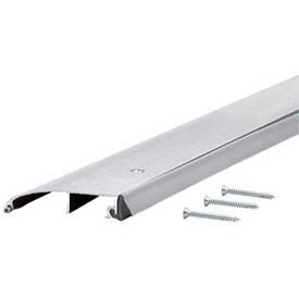 """M-D Deluxe Low Bumper Threshold, 08433, 36"""", Silver"""