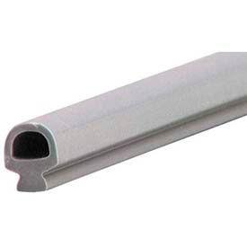 "M-D Replacement 36"" gray vinyl insert for M-D ""Bulb Style"" Bumper Thresholds, 13409"