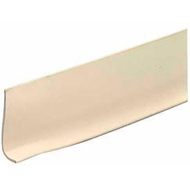 "M-D Wallbase/Dry Back, 23621, 48""L X 4""W, Almond"