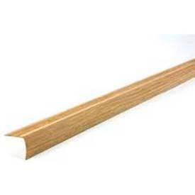 "M-D Stair Edging, 32009, 36""L, Oak, Screw Nails"