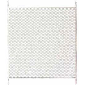 """M-D Door Patio Grill, 33118, 30""""W X 36""""H, White"""