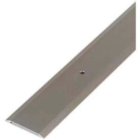 "M-D Flat Top Threshold, 49010, 36"", Satin Nickel"