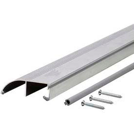"M-D TH153 Bumper Threshold, 69698, 72"", Silver"