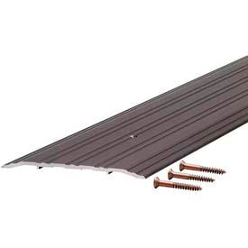 "M-D TH042 Fluted Saddle Threshold, 69811, 72"", Bronze"