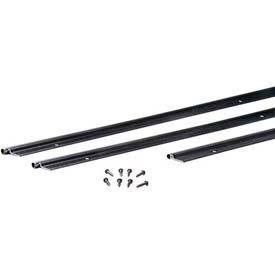 "M-D Flat Profile Door Jamb Weatherstrip Kit, 69918, Bronze, 72"" x 96"""