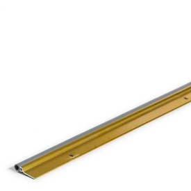 "M-D Flat Profile Door Jamb Weatherstrip Kit, 69940, Brite Gold, 72"" x 84"""