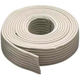 M-D Replaceable Cord Weatherstrip, 71548, Gray, 90' Long