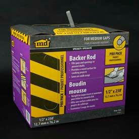 "M-D Backer Rod Pro Pack, 71551, Gray, 1/2"" x 250'"