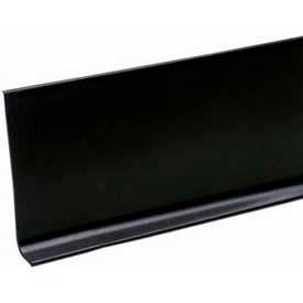 "M-D Wallbase/Dry Back, 75457, 120'L X 4""W, Black"