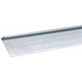 "M-D Carpet Gripper Fluted, 78063, 36""L, Silver"