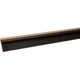 "M-D TH184 Fixed Alum & Hardwood Sill - Outswing Bumper, 78873, 36"", Bronze"