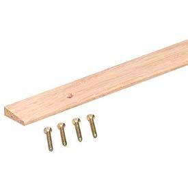"""M-D Hardwood Reducer, 85480, 72""""L, Unfinished Screws"""