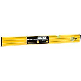 M-D SmartTool™ Digital Level (In/Ft), 92288, Yellow, 60 cm