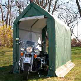 5'x10x8' Cycle Cabana® Green