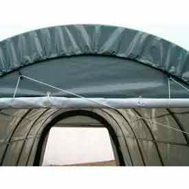 Roll Up Door Kit For Portable Two Car Garages