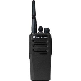 Motorola CP200D Series Two-Way Radio, 4 Watt, 16 Channel, Analog, UHF, CP200D-HK2085