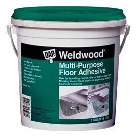 Weldwood® Multi Purpose Floor Adhesive - Quart