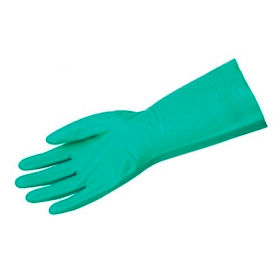 Unsupported Nitrile Gloves, MEMPHIS GLOVE 5338S, 1-Pair