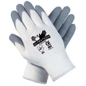 Foam Nitrile Coated Gloves, MEMPHIS GLOVE 9674L, 12-Pair