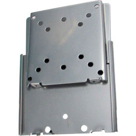 "Plasma TV/LCD Monitor Flush Wall Mount Bracket For 13"" - 24"""