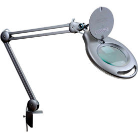 Magnifying Task Lamp, White, 3-Diopter, 45 Ultra Bright LED's