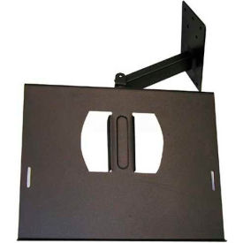 "TV/CCTV Hinged Arm Monitor Wall Mount Bracket For Monitor 9"" - 14"""