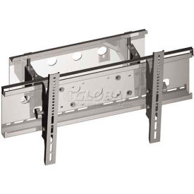 "Plasma TV/LCD Monitor Low-Profile Adjustable Wall Mount Bracket For Monitor 32"" - 63"""