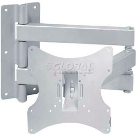 """LCD Articulating Arm Wall Mount Bracket For Monitor 17"""" - 32"""""""