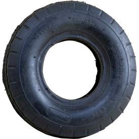 "Marathon Pneumatic Tire & Tube 20601 - 2.80/2.50-4 Jag Tread - 8.5"" x 3"""