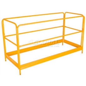 Ladders Scaffolding Metaltech Guard Rail System For