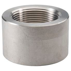 "Ss 316 Barstock Coupling 2-1/2"" Npt Female - Pkg Qty 25"