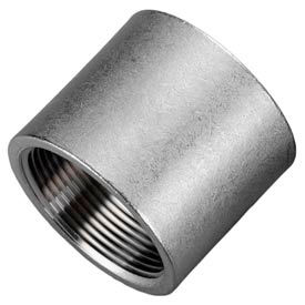 "Iso Ss 316 Cast Pipe Fitting Coupling 1"" Npt Female Package Count 25 by"