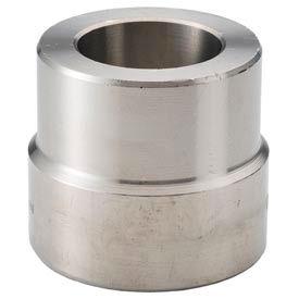 "Ss 316/316l Forged Pipe Fitting 1 X 3/8"" Insert Socket Weld - Pkg Qty 7"