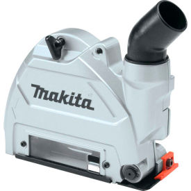 "Makita 196845-3 5"" Dust Extraction Tuck Point Guard for Makita 5"" SJS Angle Grinders"