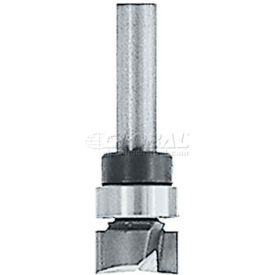 "Makita Router Bit, 733012-1A, 1/2"" Top B.B. Straight, 2 Flute, 1/4""..."
