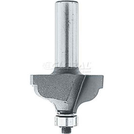 """Makita Router Bit, 733125-4A, Ogee with Fillet, 2 Flute, 1/4"""" Short,... from Router Bits"""