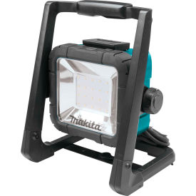 Makita DML805, 18V LXT Lithium-Ion Cordless/Corded 20 L.E.D. Flood Light, Light Only by