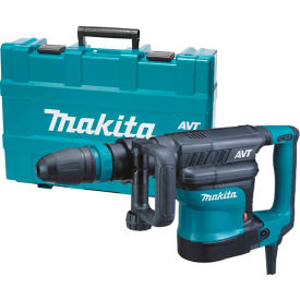 Makita HM1111C 17 lb. AVT Demolition Hammer, accepts SDS-MAX bits by