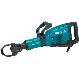 "Makita HM1307CB 35 lb. Demolition Hammer 1-18"" Hex Shank Bits by"