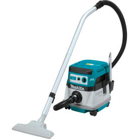 Makita XCV07ZX 18V X2 36V Brushless Cordless 2.1 Gallon HEPA Filter Dry Dust Vacuum, Tool Only