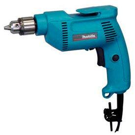 "Makita Corded Drill, 6407, 3/8"", 4.9 Amp, 0-2,500 RPM, Var. Speed,..."
