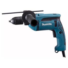 "Makita® HP1641K, 5/8"" Hammer Drill Kit"