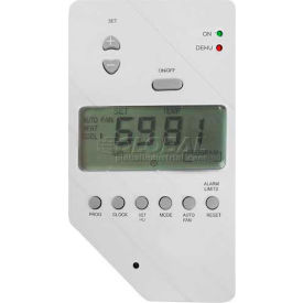 Programmable Thermostat - All-In-One Temperature And Humidity Controller