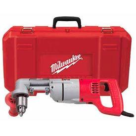 "Milwaukee 1101-1 1/2"" D-Handle Drill 500 RPM"