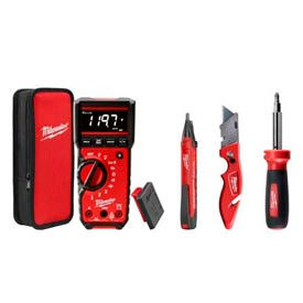 Milwaukee 2220-20 Electrical Combo Kit by