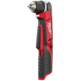 """Milwaukee 2415-20 M12 Cordless Li-Ion 3/8"""" Right Angle Drill/Driver (Bare Tool Only)"""