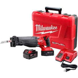 Milwaukee® 2720-22 M18 FUEL™ SAWZALL® Reciprocating Saw Kit